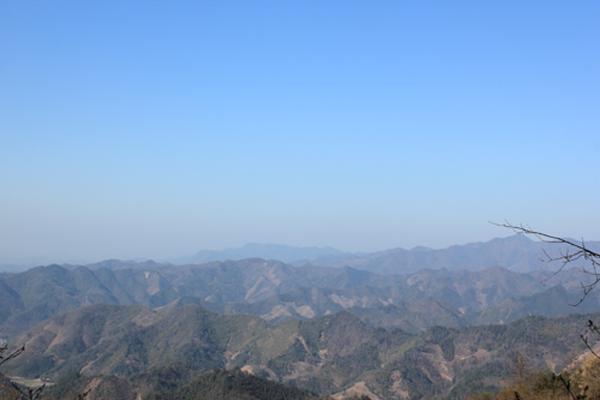 安徽省宁国市山地度假旅游区总体规划设计合同签订及考察正式启动